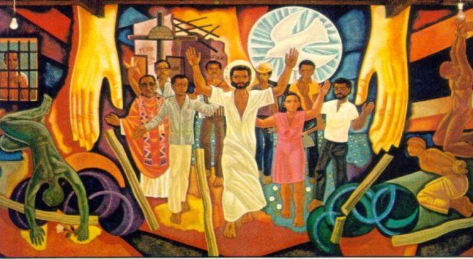Romaria dos Mártires da Caminhada, sinal de esperança