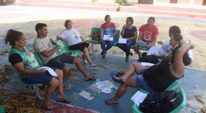 Preparação para Intereclesial:  CEBs da Prelazia de  Lábrea se reúnem em Humaitá