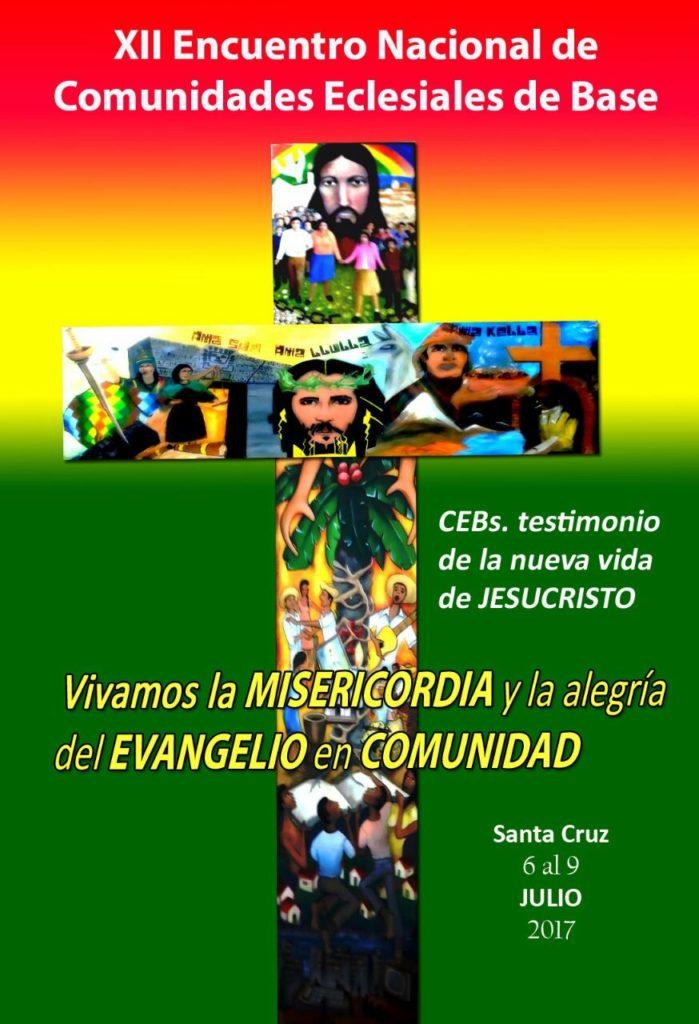 Encuentro Nacional de las CEBs   Bolívia