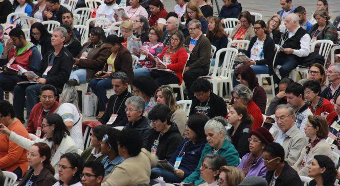Catorzinho: Relatório das plenárias é apresentado aos participantes