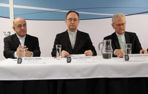 Nota Oficial da 55ª Assembleia Geral dos Bispos