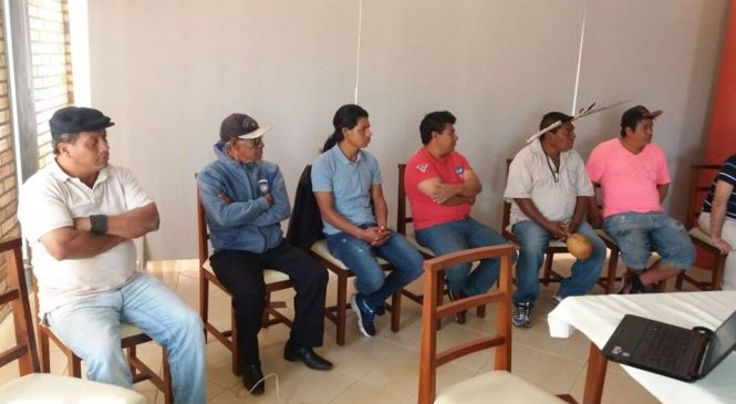 Nota da XLI Assembléia do Conselho Indigenista Missionário/Regional Sul