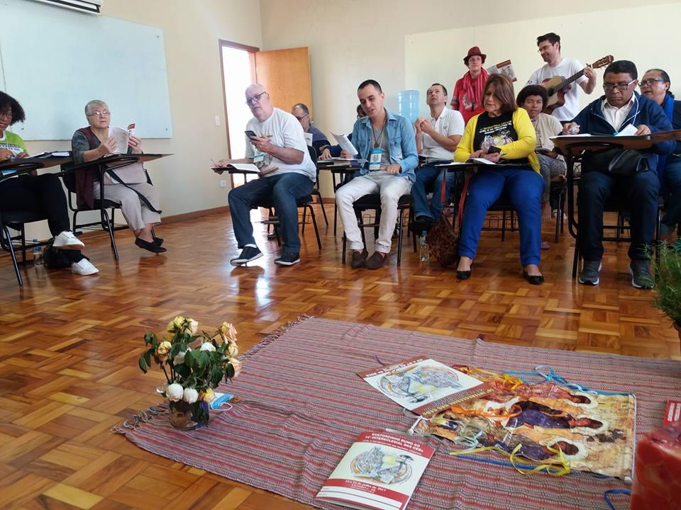 Oficina de Liturgia- O Intereclesial se aproxima