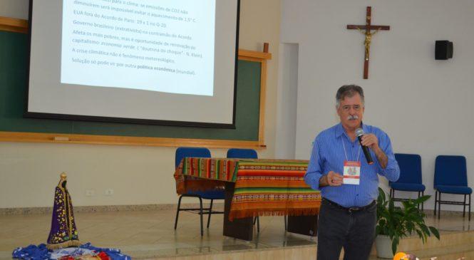 Desafio é se reconhecer como nova forma de ser igreja-Pedro Ribeiro