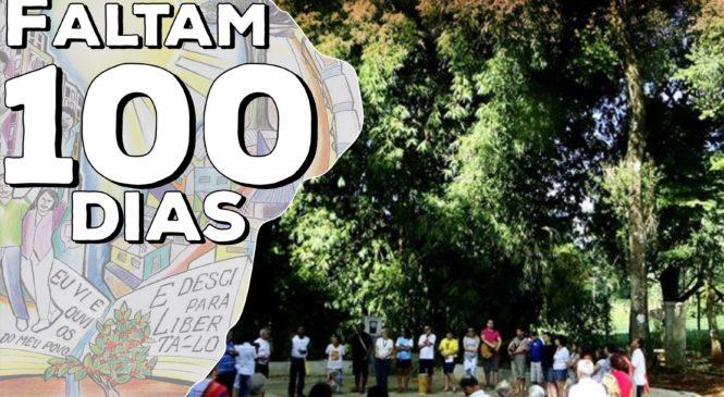 Faltam 100 dias para o 14º Intereclesial! Muitos os desafios e graças nesse tempo!