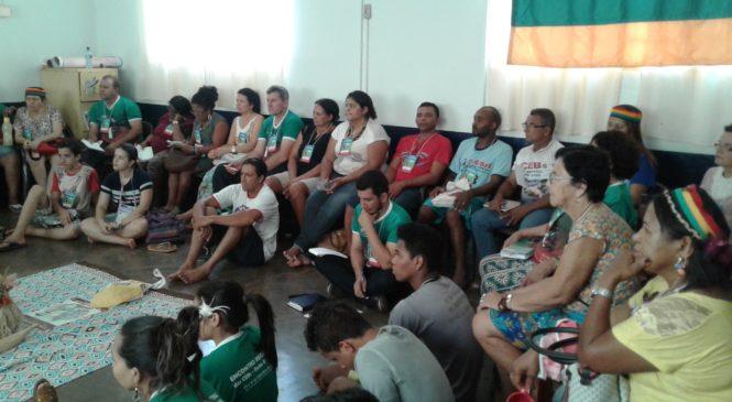 Ações prioritárias 2018 – Ampliada Regional de Mato Grosso