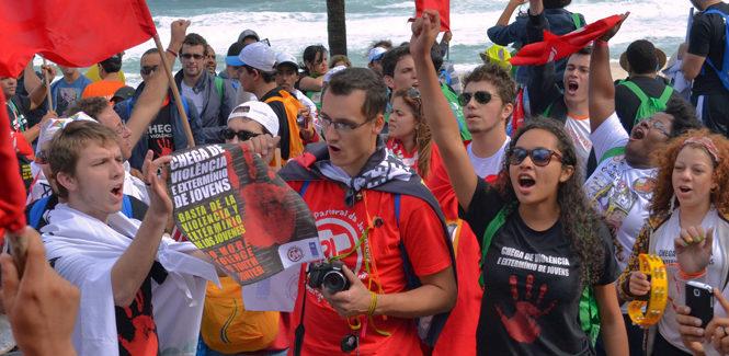 Resistência da Pastoral da Juventude: a construção do Novo nas mãos das/os jovens. Vinícius Borges Gomes