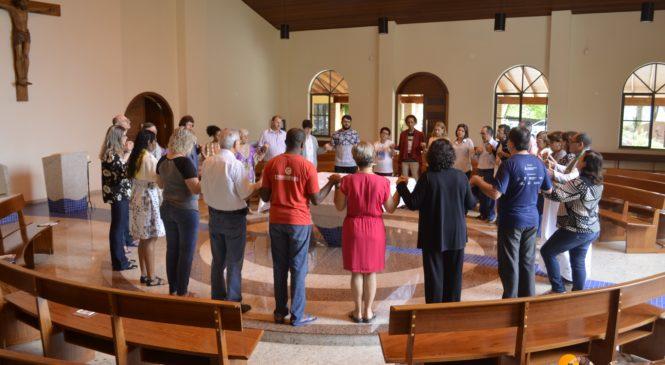 Celebração Eucaristica Seminário de Assessores e Assessoras para o Intereclesial