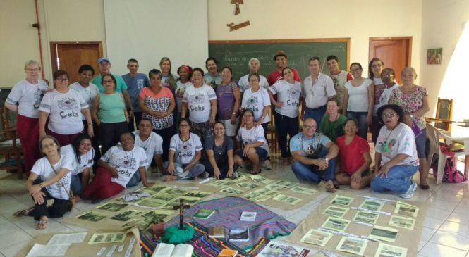 Delegados do Regional Porto Velho se reúnem para aprofundamento do 14° Intereclesial das CEBs