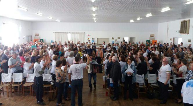 Teve inicio o 34° Encontro de CEBs – Diocese de Santo Ângelo / RS