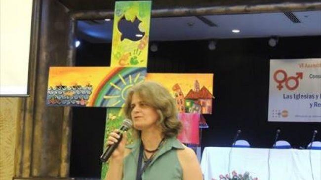 Formação em São Felix do Araguaia- 500 anos de reforma.  Pastora Romi Bencke