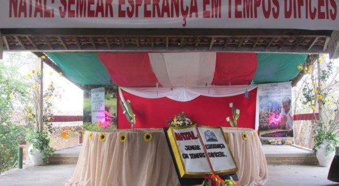 """37º Natal das Comunidades """"Natal é semear esperança em tempos difíceis"""". CEBs Pernambuco"""