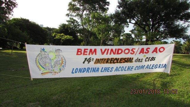 Estamos aqui Senhor, viemos de todo lugar! Mensagem de Dom Giovane Pereira de Melo