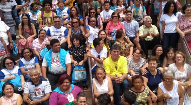 Hora do Agir! Regional NE IV-Piauí no 14°  Intereclesial das CEBs