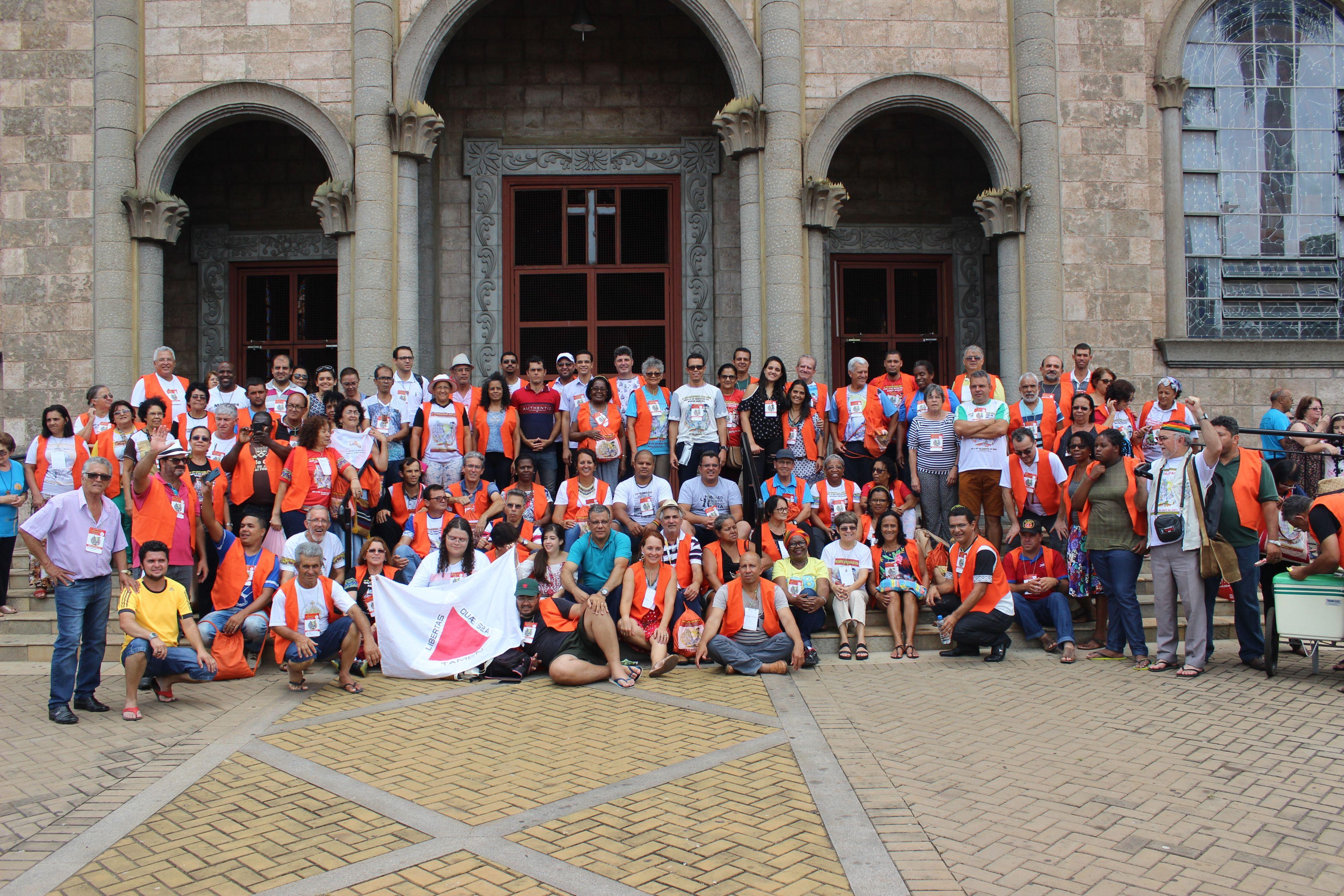 Hora do Agir!! Regional  Leste II no   do 14º Intereclesial das CEBs