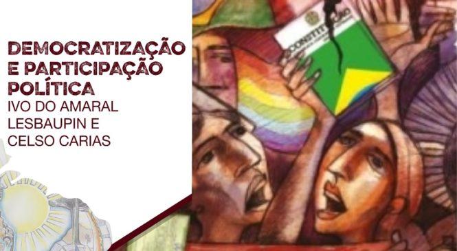 Democratizaçao e participação na politica partidária – VER/JULGAR
