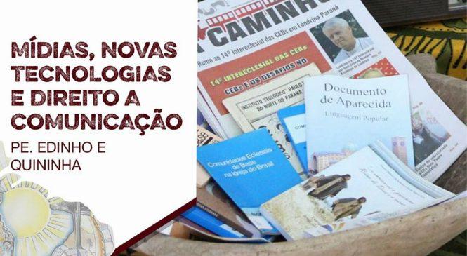 Mídias, novas tecnologias e direito a comunicação – VER/JULGAR