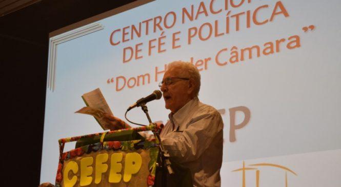 Centro Nacional de Fé e Política envia mensagem ao 14º Intereclesial