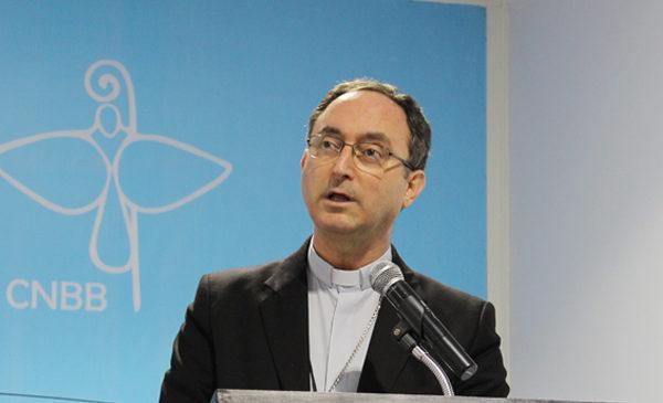 Entrevista com presidente da CNBB, dom Sérgio da Rocha.  14º Intereclesial