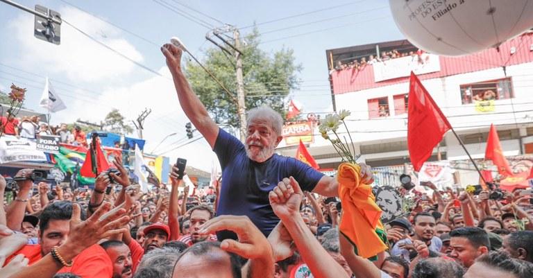 Prelazia de São Félix do Araguaia (MT) emite nota sobre ordem de prisão contra Lula