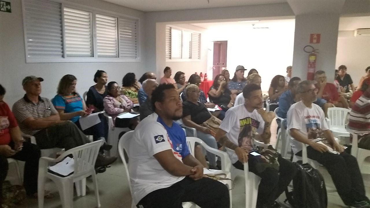 CEBs-MT participam de seminário sobre Congresso do Povo Brasileiro