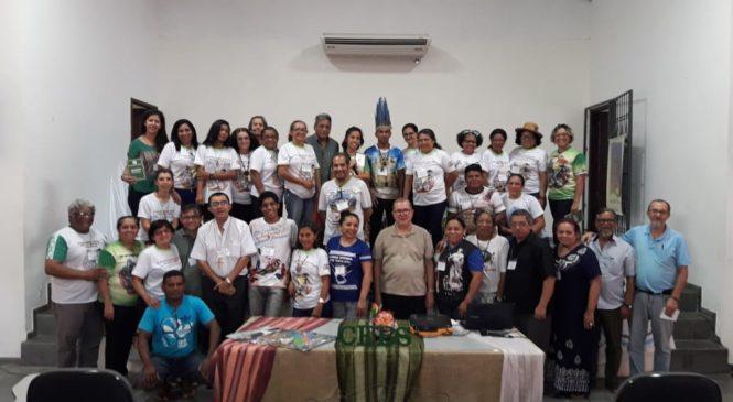 """CEBs Regional Norte 1 Emite Nota Pública Sobre as Perdas de Direitos:  """"CEBs no coração da Amazônia, buscando novos caminhos"""""""