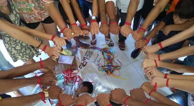 PJMP na Paróquia de São Félix do Coribe – Diocese de Bom Jesus da Lapa: À luz da esperança e do cuidado.