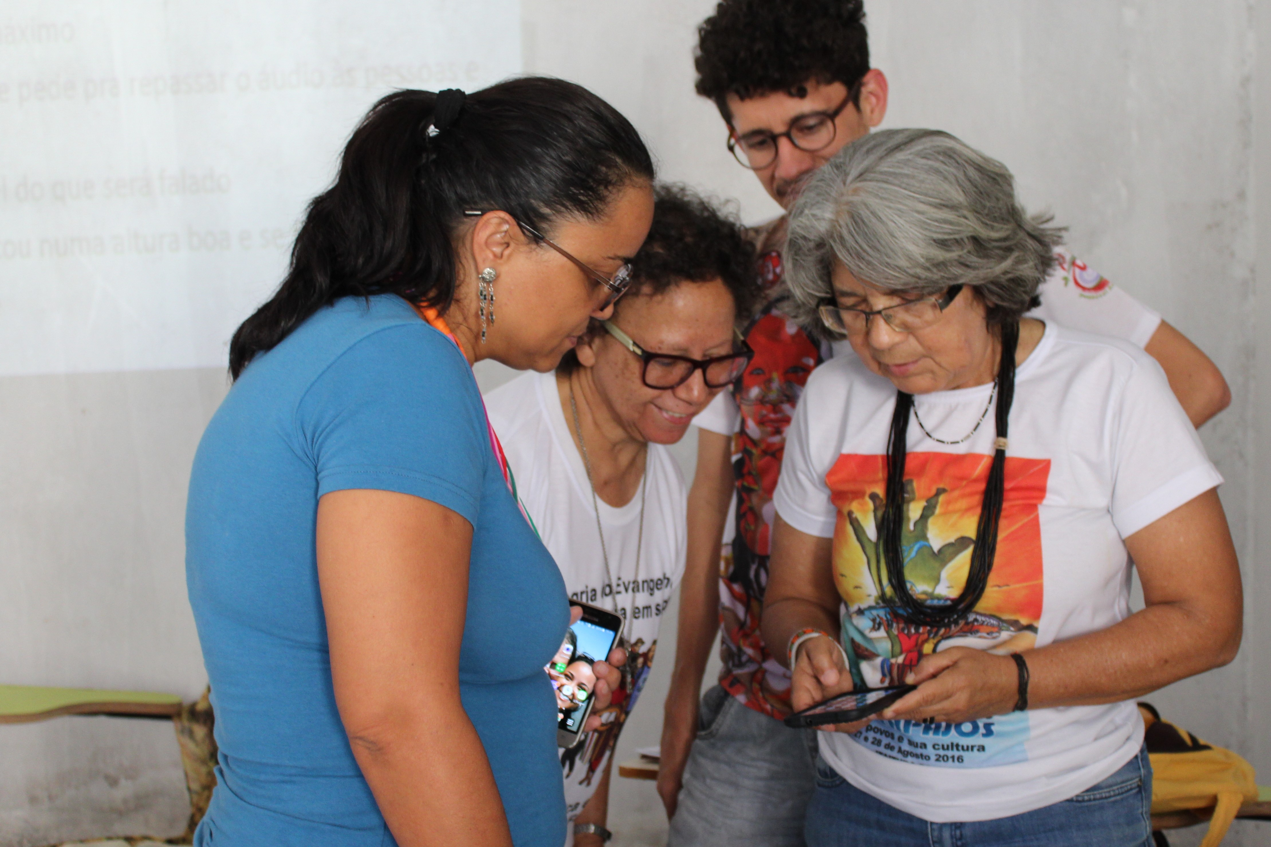 CEBs da Arquidiocese de Cuiabá (MT) criam equipe de comunicação popular