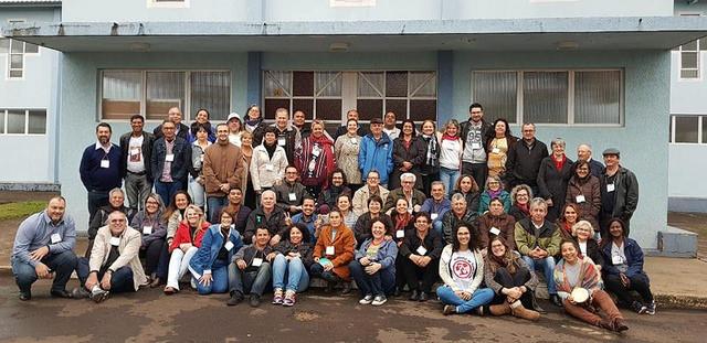 Ampliada das CEBs Regional Sul 2: Identidade e Organização das CEBs à Luz da Igreja em Saída