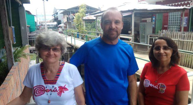 Comunidade Intercongregacional de Islândia: Quando a Missão está acima dos Carismas