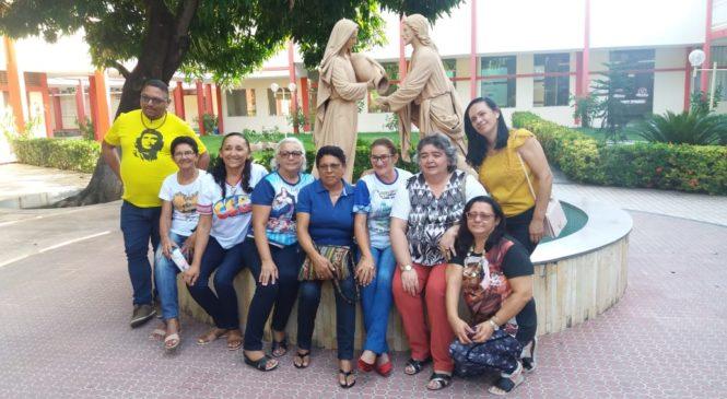 CEBs da Diocese de Crato  Agradece as Comunidades de Londrina. Um ano de acolhida e amizade.