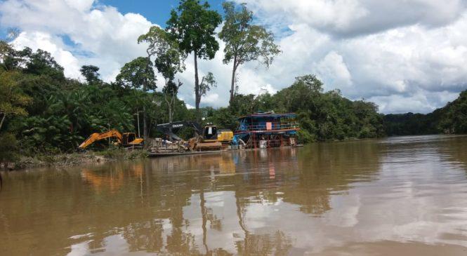 """""""O garimpo continuando, daqui a uns anos, não vai prestar mais, não"""", denuncia liderança Munduruku"""