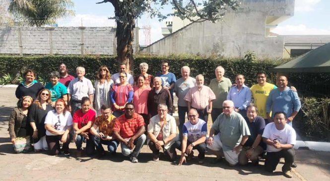 Assessores  da Articulação Continental das CEBs divulgam  agenda e compromissos para  2019/2020