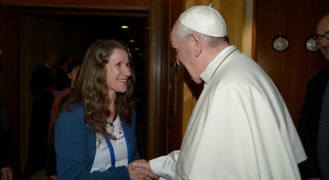 """Rose Bertoldo: """"Há necessidade de pautar a temática do tráfico humano nos espaços onde as lideranças eclesiais estão inseridas"""""""