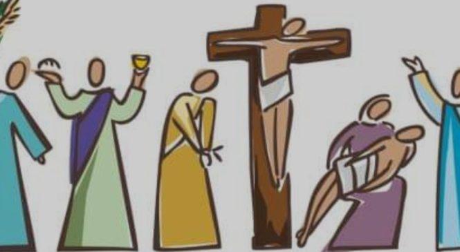 Domingo de Ramos: Cristo vai ao encontro da morte. Quininha Fernandes Pinto.