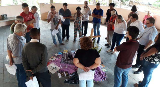 Encontro dos coordenadores e assistentes eclesiais das Pastorais Sociais do Regional Leste 2 da CNBB Pe. Nelito Dornelas