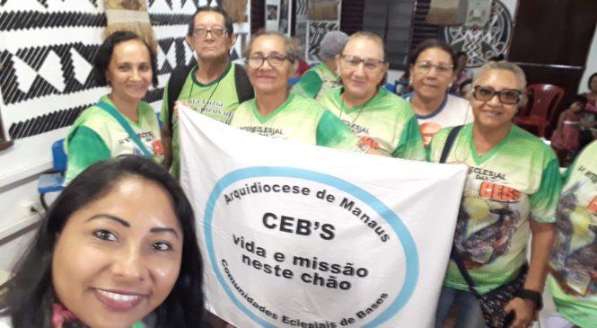 CEBs Manaus na vivência da comunidade Ticuna