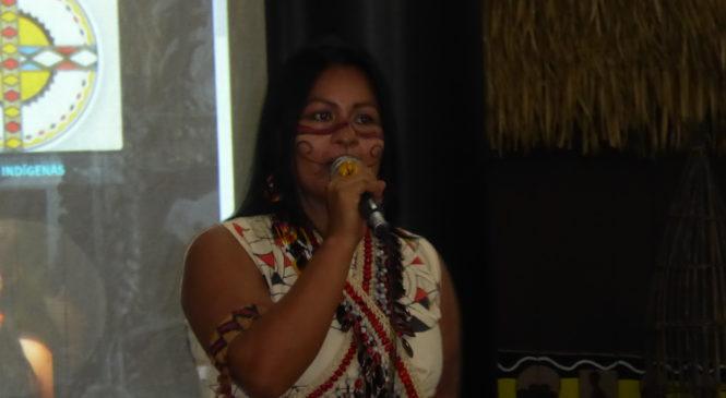 Djuena Tikuna, arte e comunicação ao serviço dos povos indígenas