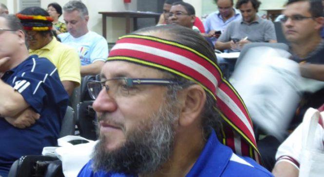 """Diego Clavijo: """"devemos alcançar a essência da alma indígena e revitalizar a vida do povo com os valores do Evangelho""""."""