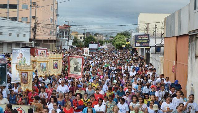 Romaria dos Mártires/diocese Rondonópolis-Guiratinga: uma luz no caminho até Jesus Cristo