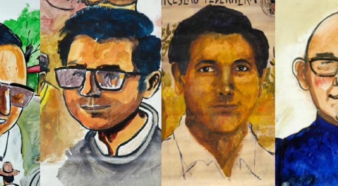 27 de abril de 2019, el día elegido para beatificar las víctimas de la dictadura.  La historia de los mártires riojanos.
