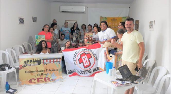 Comunidade Cristo Redentor/Cuiabá: momento de retomada das CEBs