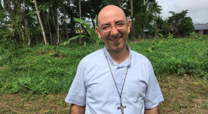 """""""O Sínodo vai nos deixar uma porta aberta para a audácia, para sonhar sem medo"""", entrevista com o bispo de Puerto Maldonado."""