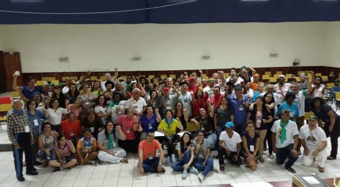CARTA ABERTA DO 36º ENCONTRO DIOCESANO DAS CEBs – Diocese de Guaxupé/MG