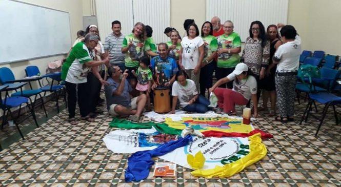 """""""Maria libertadora companheira da caminhada"""" CEBs da Arquidiocese de Manaus"""