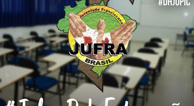 NOTA DA JUVENTUDE FRANCISCANA DO BRASIL EM DEFESA DO DIREITO À EDUCAÇÃO E CONTRA O CORTE DE VERBAS