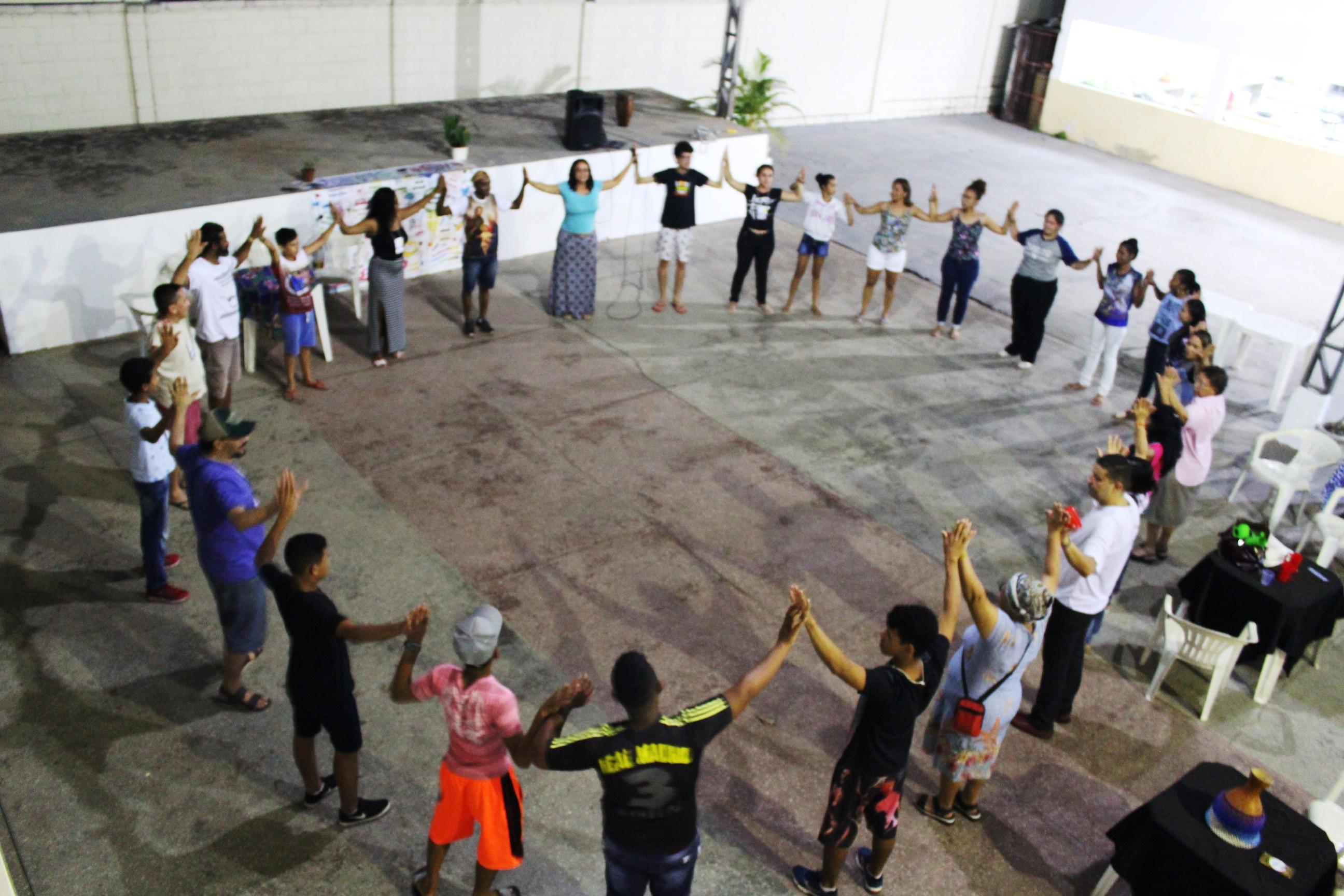 Juventude e Bem Viver: encontro reúne jovens da Arquidiocese de Cuiabá