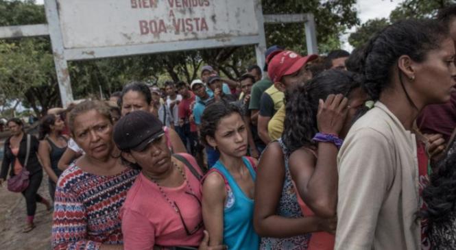 """Acolhida aos migrantes, """"uma ação profética para nosso estado"""", afirma Dom Mário Antônio da Silva"""