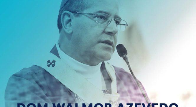 """Mensagem do Presidente Eleito da CNBB Dom Walmor – Arcebispo de Belo Horizonte-MG   """"Deus tudo conduz…"""""""