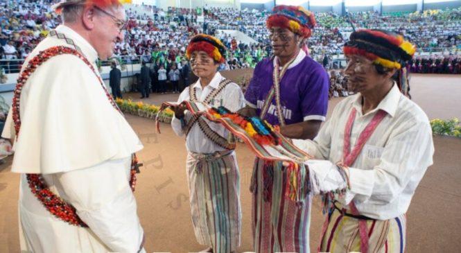 """Instrumentum Laboris do Sínodo para a Amazônia, um novo passo de """"um kairos para a Igreja e o mundo"""""""